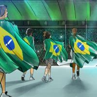 Cerimônias Olímpicas Rio2016