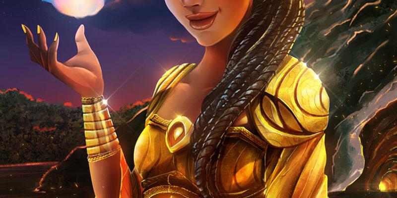 Mãe d'Ouro: Uma aventura incandescente (Poster)