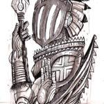 ODEKYEN (Crocodilo, símbolo da ética e da prudência)