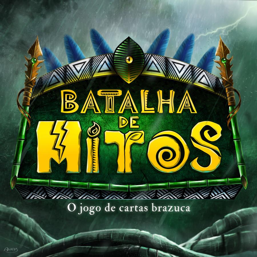 Logotipo para um jogo.