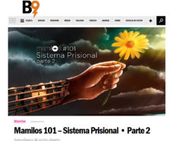 Capa do podcast Mamilos #101