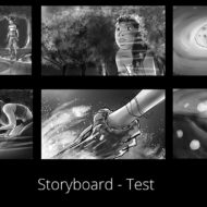 Naiá – Estudos de storyboards-1