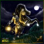 Negrinho do Pastoreiro (Ilustração e conceito)
