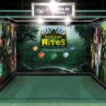 Plotagem de estande do evento Gamepólitan 2015